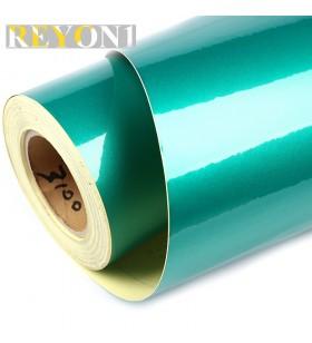Yeşil Renk Kesim Reflektif Folyosu 1,24M X 45,7M