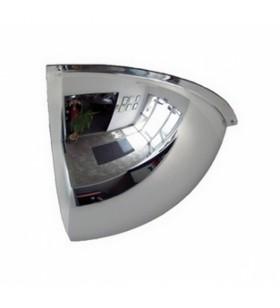 Çeyrek Kubbesel Ayna A67 - 60cm ( FİYAT SORUNUZ )