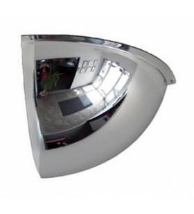 Çeyrek Kubbesel Ayna A68 - 80cm ( FİYAT SORUNUZ )
