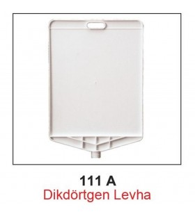 Dikdörtgen Levha 111