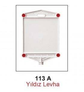 Dikdörtgen Yıldız Levha 113