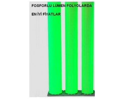 Fosforlu Baskılık Folyo