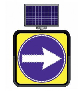 Güneş Enerjili Levha 11848