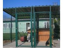Hayvan Barınağı Çiti