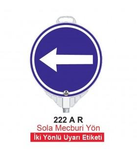 Mecburi Yön Levhası 222