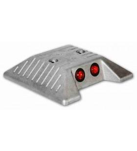 Metal Yol Butonu 12007