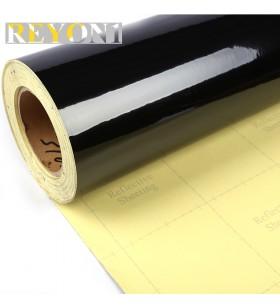 Siyah Renk Kesim Reflektif Folyosu 1,24M X 45,7M
