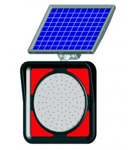 Solar Led'li Flaşör Lamba 11852R1