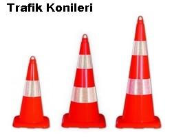 PVC Trafik Konileri