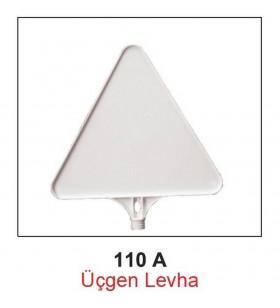 Üçgen Levha 110