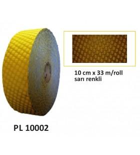 Yapışkanlı Zemin İşaretleme Bandı PL 10002