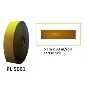 Yapışkanlı Zemin İşaretleme Bandı PL 5001