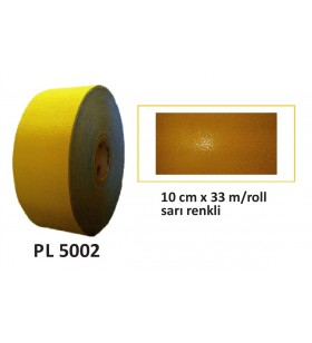 Yapışkanlı Zemin İşaretleme Bandı PL 5002